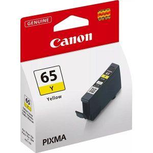 Tinta Canon CLI-65Y, žuta
