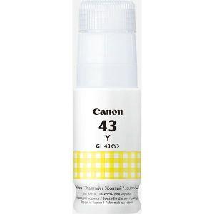 Tinta Canon GI-43Y, yellow - MAXI PONUDA