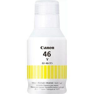 Tinta Canon GI-46Y, žuta