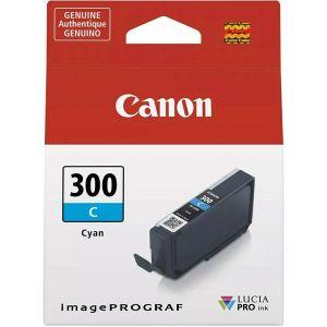 Tinta Canon PFI300, cijan