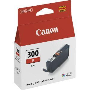 Tinta Canon PFI300, crvena