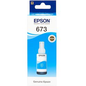 Tinta Epson CISS L800, cyan