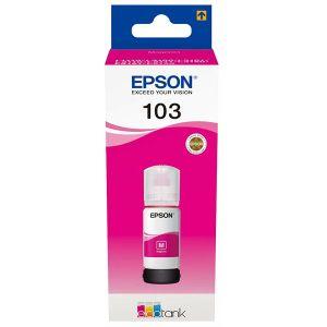 Tinta Epson 103 EcoTank Magenta ink bottle L3151/ L3156/L1110/L3110/L31