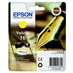 Tinta Epson WF2010/2520/2530/2540 yellow
