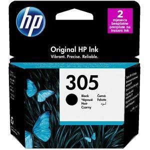 Tinta HP 3YM61AE, No.305, black - BEST BUY