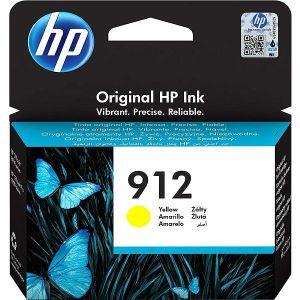 Tinta HP 3YL79AE yellow, No.912