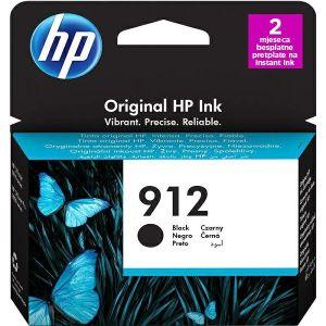 Tinta HP 3YL80AE, No.912, black
