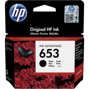Tinta HP 3YM75AE crna, No.653