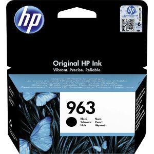 Tinta HP 3JA26AE, No.963 Black