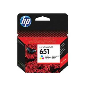 Tinta HP C2P11AE No. 651., boja