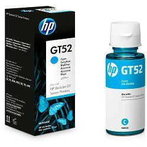 Tinta HP GT52 Cyan Original Ink Bottle
