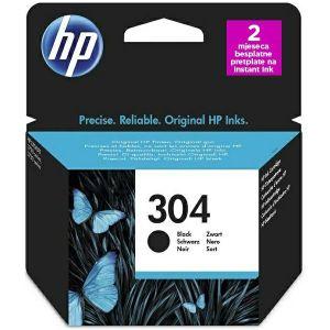 Tinta HP N9K06AE, No.304, black - MAXI PONUDA