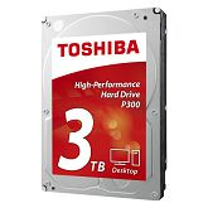 Hard disk Toshiba P300 3TB, 64MB, 7200rpm, hdwd130uzsva