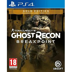 Tom Clancy's Ghost Recon Breakpoint Gold Edition PS4 - Presales