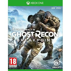 Tom Clancy's Ghost Recon Breakpoint Standard Edition Xbox One