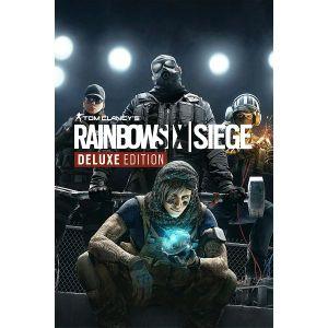 Tom Clancy's Rainbow Six Siege (Deluxe Edition) Uplay Key