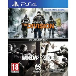 Tom Clancy's Rainbow Six: Siege & The Divison Pack PS4