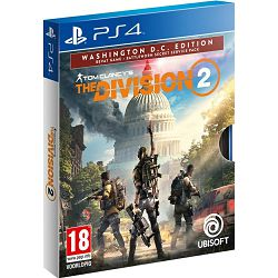 Tom Clancy's The Division 2 - Washington Edition PS4