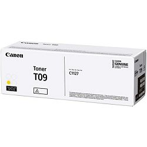 Toner Canon CRG-T09, Yellow