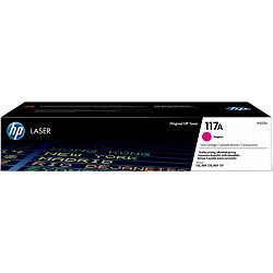 Toner HP 117A Magenta Laser Cartridge