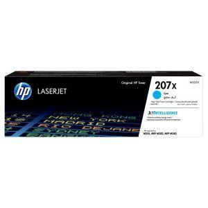 Toner HP 207X Cyan LaserJet Toner Cartridge