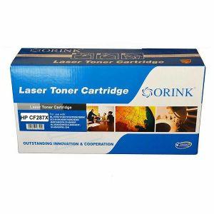 Toner Orink HP CF287X, crni