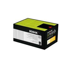 Toner Orink Lexmark 808H, CX310, cijan, 3K