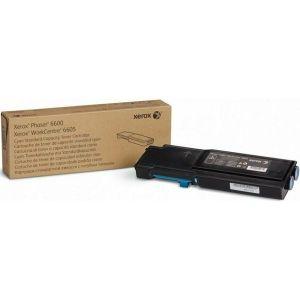 Toner Xerox, Cyan, 106R02249