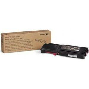 Toner Xerox, Magenta, 106R02250