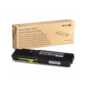 Toner Xerox, Yellow, 106R02251