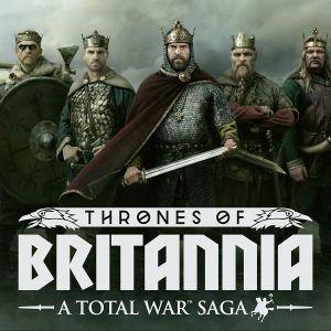 Total War Saga: THRONES OF BRITANNIA  Steam Key