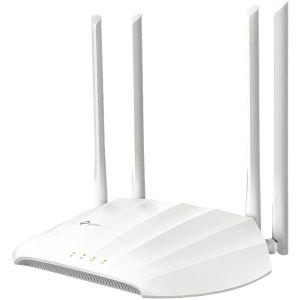 TP-Link AC1200 bežična pristupna točka (Dual-Band AP) 300Mbps/867Mbps (2.4GHz/5GHz), 802.11ac/a/n/g/b, podrška za Pasivni PoE, 1×G-LAN, AP, Range Extender, Client, Multi-SSID, 4×fiksne antene