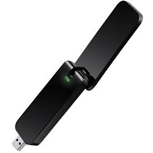 TP-Link AC1300 Archer T4U bežični Dual-Band USB3.0 adapter 400Mbps/867Mbps (2.4GHz/5GHz), 802.11a/b/g/n/ac, WPA2/WPA, WPS - BEST BUY