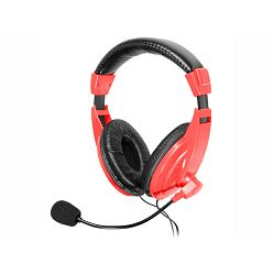 Tracer Headset EXPLODE RED