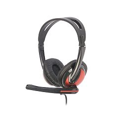 Tracer Headset RED SKY TRS-698M