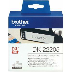 Traka Brother DK22205 Kontinuirana papirna