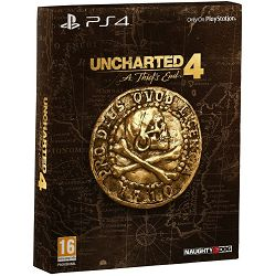 Uncharted 4: A Thief's End Special Edition PS4 - AKCIJA