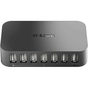USB Hub D-LINK 7xUSB2.0 7port