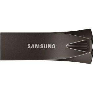 USB stick Samsung BAR PLUS, USB 3.1, 32GB, Titan Gray