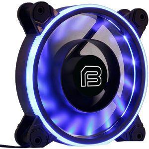 Ventilator za kućište BIT FORCE SPECTRUM, 120mm, 15 LED, plavi