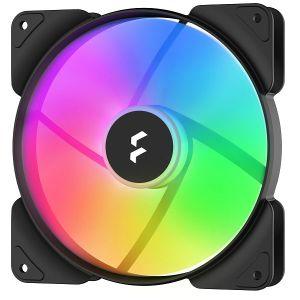 Ventilator za kućište Fractal Aspect 12 RGB PWM, 120mm, crni