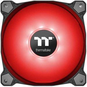 Ventilator za kućište Thermaltake Pure A12 LED Crveni