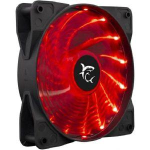 Ventilator za kućište White Shark 12025-3-R IMPULSE, crveni, 12 cm