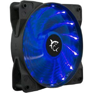Ventilator za kućište White Shark 12025-3-L VECTOR, plavi, 12 cm