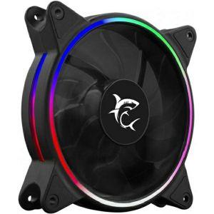 Ventilator za kućište White Shark 1250-02B-F GRAVITY, RGB, 12 cm
