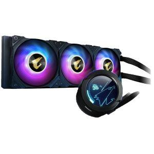 Vodeno hlađenje Gigabyte Aorus Waterforce X360, 360mm 3x120mm ARGB Fan, LGA 1150-2066, AMD AM4-TR4