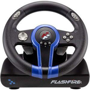 Volan FlashFire Drift ES300A, Nintendo Switch, PC, 2 pedale