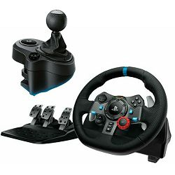 Volan Logitech G29, Driving Force Racing, za PS4 - PROMO