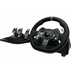 Logitech G920, Driving Force Racing, volan za PC/Xbox One