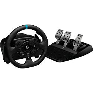 Volan Logitech G923, TRUEFORCE Sim Racing, PS4/PS5